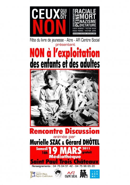 """Résidence 2011, Ceux qui ont dit """"non"""""""