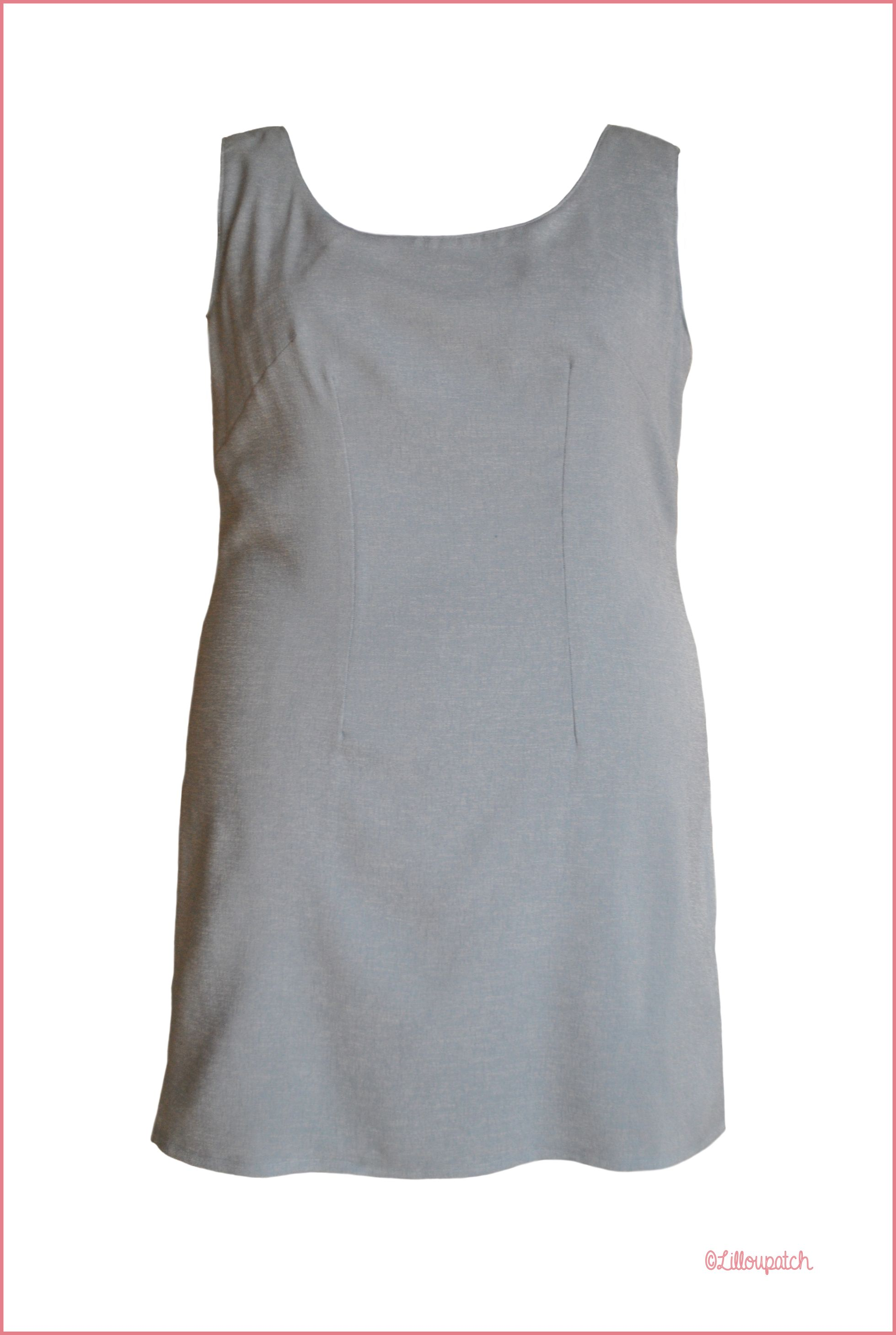 robe d'après partron McCall's m5064