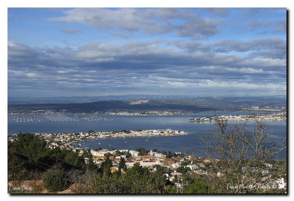 Infos du Mercredi 20 Janvier 2016 - Sète vu du Mont Saint-Clair