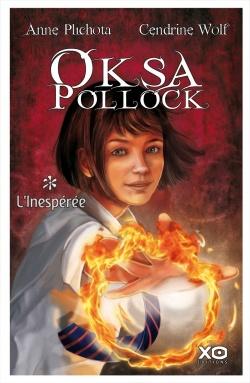 Revue #1 : Oksa Pollock, tome 1 : L'inespérée