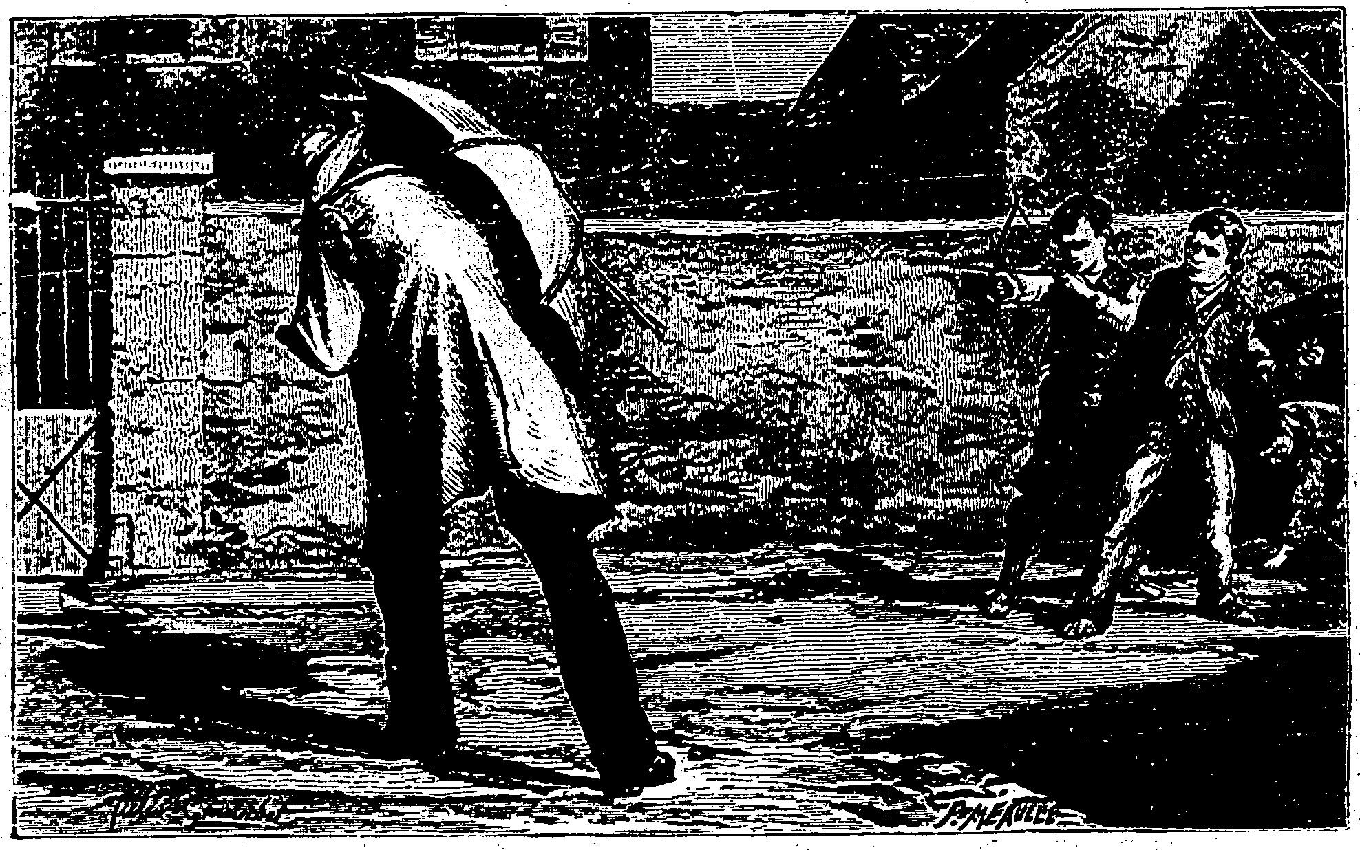 Les mauvais garnements - Kergomard 50 images expliquées n°11