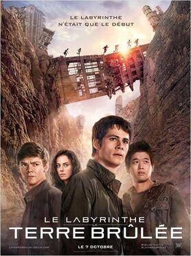 Le labyrinthe T2 - La terre brûlée