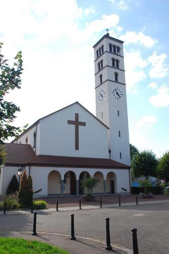 Eglise du Christ Roi