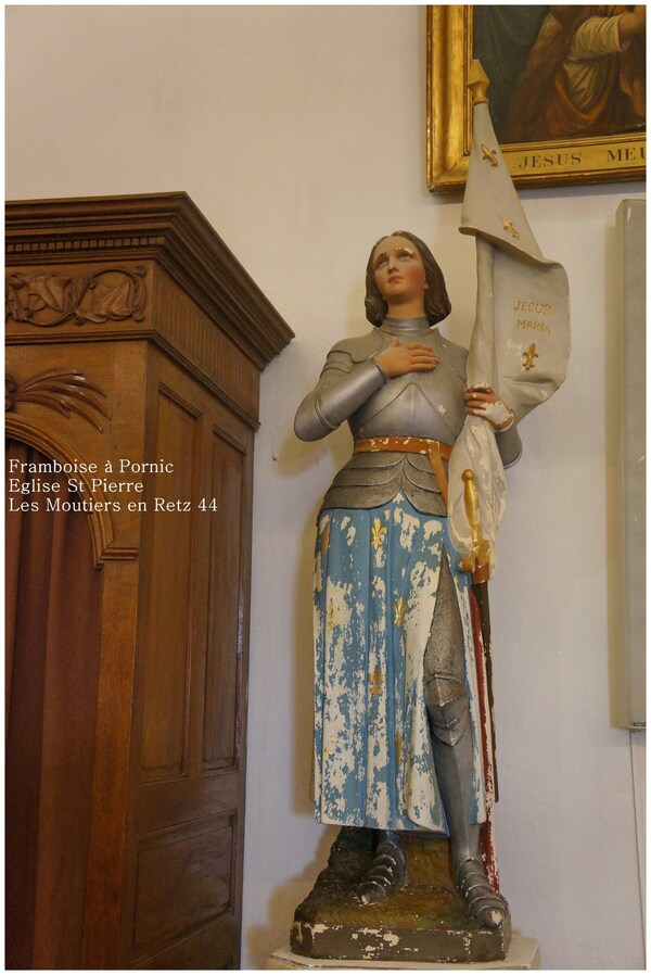 Eglise St Pierre et l'orgue polyphone des Moutiers en Retz - 44 -