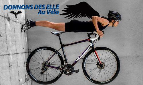 Claire Floret : à vélo, « il nous reste des sommets à gravir pour une réelle égalité hommes-femmes »