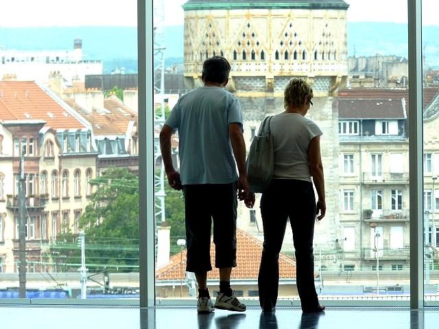 Galeries du Centre Pompidou-Metz 14 Marc de Metz 29 02 2013