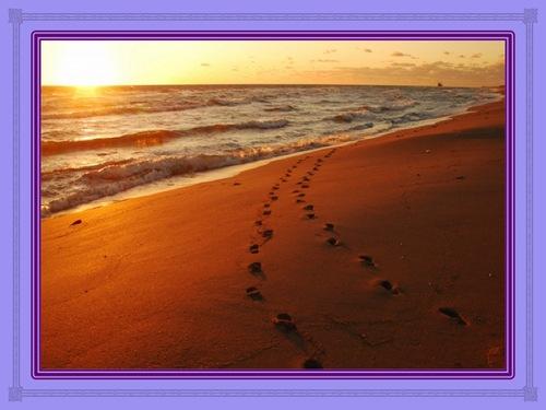 Marcher avec toi Seigneur