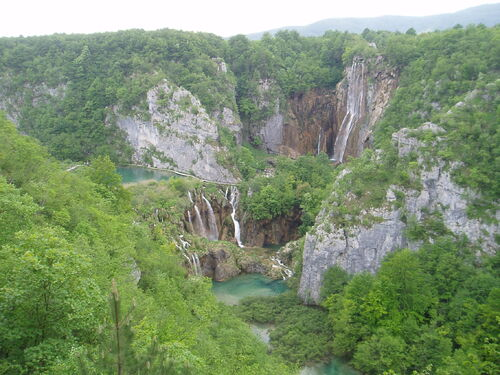 Parc naturel en Croatie