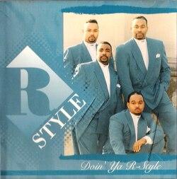 R-STYLE - DOIN' YA R-STYLE (1995)