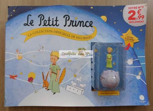 N° 1 Collection officielle de figurines Le Petit Prince - Test