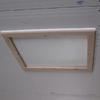 pose trappe de visite pour accès comble étage (1)
