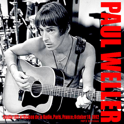 Rock à la Radio - Jour 6: Paul Weller- Black Session - 16 Octobre 1992