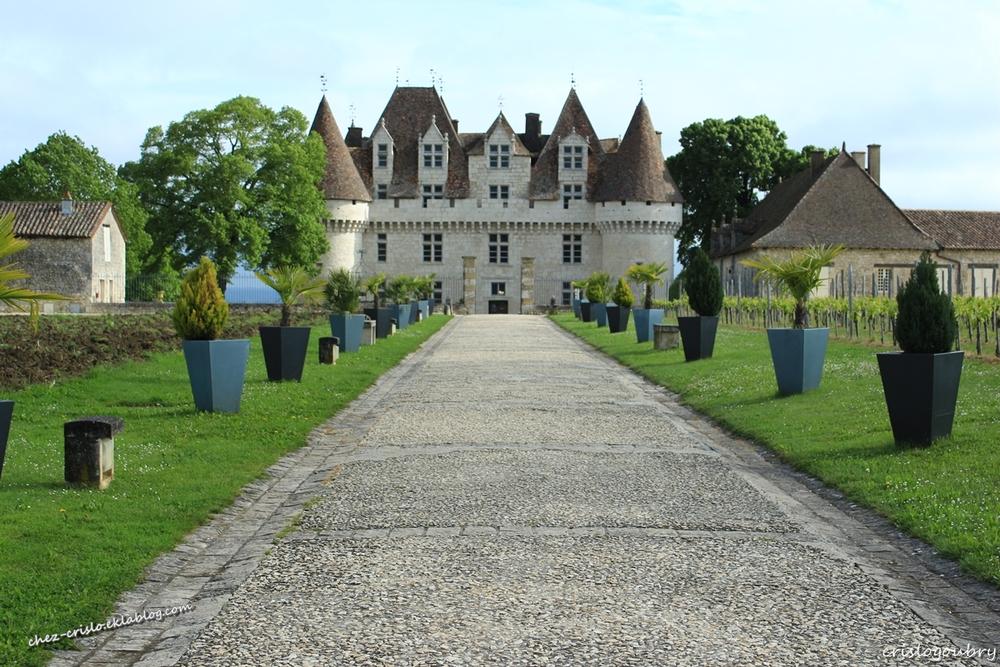 Le chateau de Montbazillac