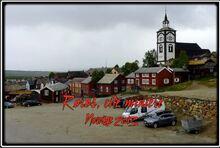 Rørøs, cité minière