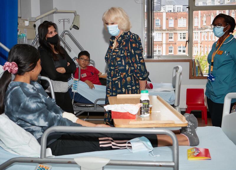 The Whittington Hospital in London
