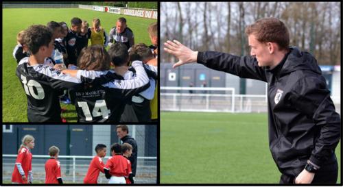 Séance de Adrien SALE ( BEF) - Thonon Evian Grand Genève FC