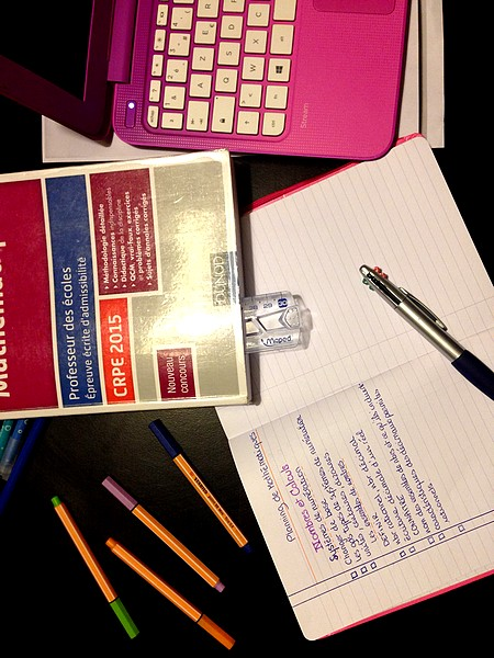 Organisation | Planning Mathématiques