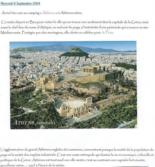 2004 - Grèce