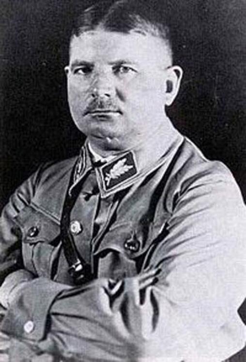 Ernst Rohm, prétendu rival de l'ombre du Führer...