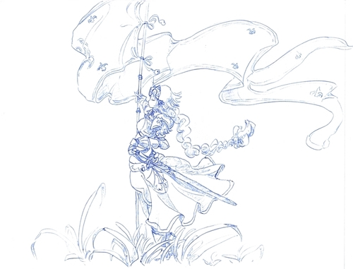 Jeanne d'Arc (fate grand order)