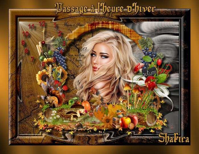 Merci beaucoup Shakira