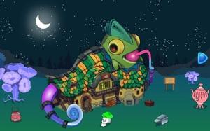 Jouer à Chameleon rescue