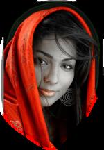 PNG képek: Nők /arcok/