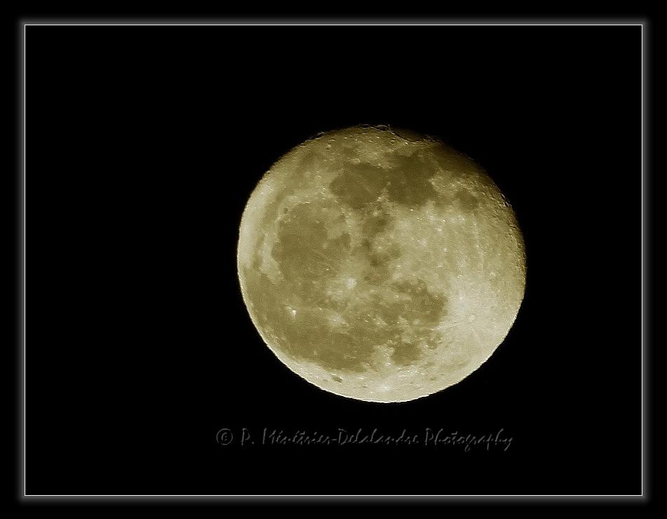 Dame la Lune...