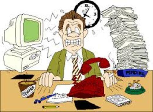 Le stress fait viellir les cellules