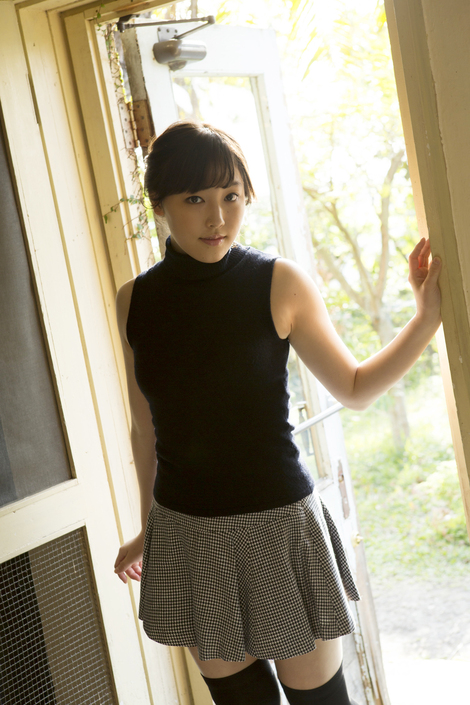 WEB Gravure : ( [Hello! Project Digital Books] - |2017.03 Vol.153| Mizuki Fukumura )