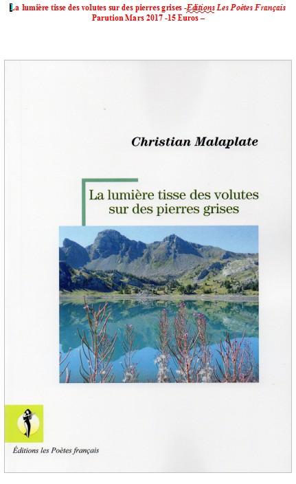 Parutions C. Malaplate
