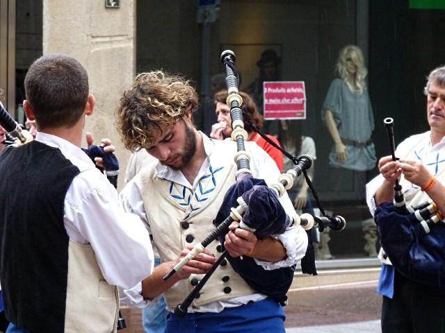 Le joueur de cornemuse à Metz 3 Marc de Metz 2011