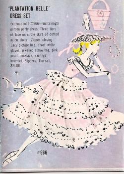 Barbie vintage swirl titian - Plantation Belle