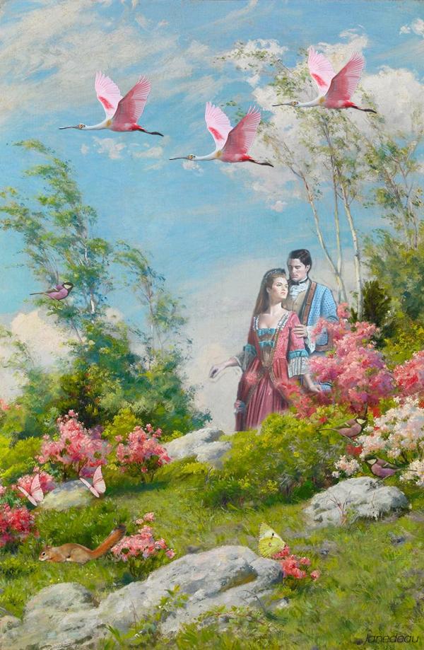 Amour sur les ailes du vent