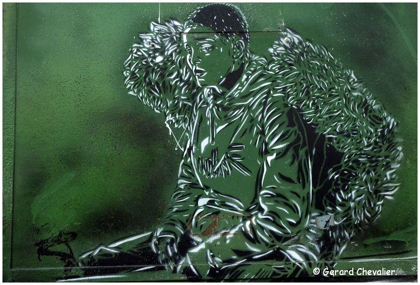 Street Art - C215 #2