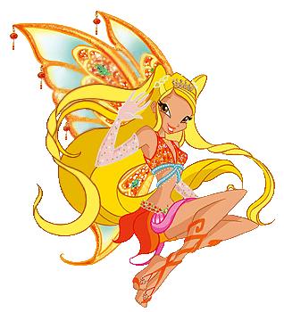 Les Winx enchantix