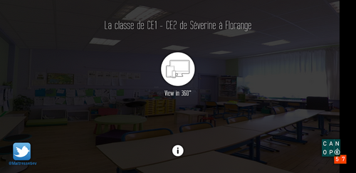 Viens faire un tour dans ma classe !! (version 2016/2019)