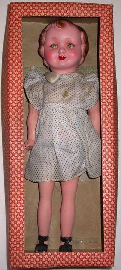 Les poupées des années 50 et 40