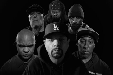 "BODY COUNT - 'Raining Blood"" / ""Postmortem"" (Clip)"
