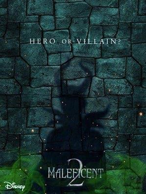 #Maleficient #Maléfique : affiche (taeser) du second opus