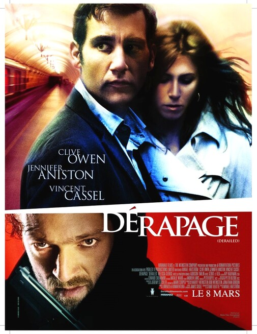 DERAPAGE BOX OFFICE FRANCE 2006