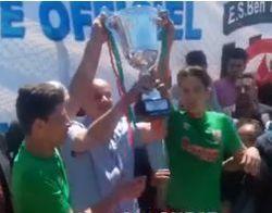 MCA U15 Champion d'Alger 2016-2017