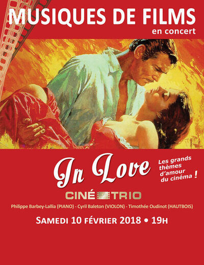 Ciné Trio : In love