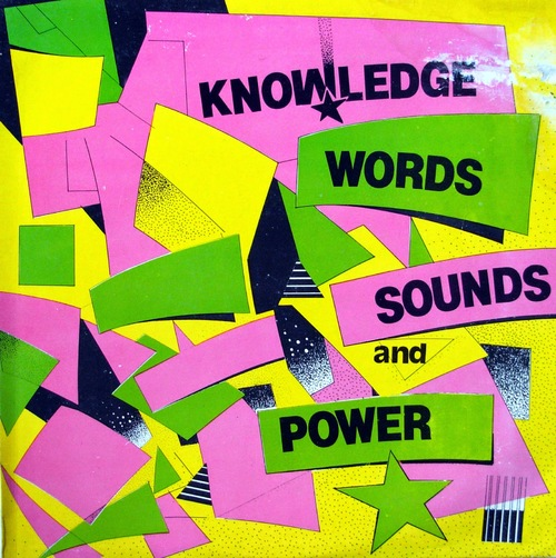 Knowledge - Words Sounds And Power (1978) [Reggae]