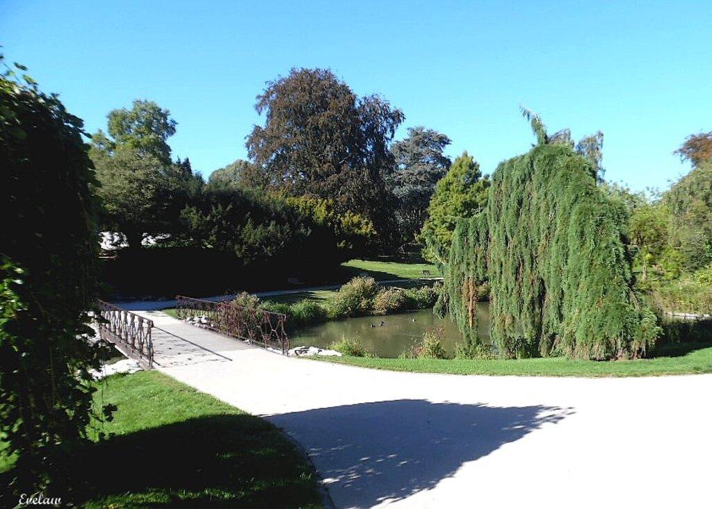 PROMENADES AU PARC  BARBIEUX  EN TOUTES SAISONS - 2 - Autres Aspects du Parc