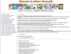 Utiliser Sésamaths CM2 au quotidien