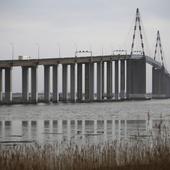 Plus de 1 700 ponts risquent de s'effondrer en France, selon un rapport parlementaire