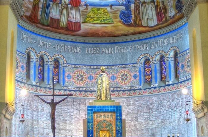 Algérie, Alger , Notre Dame d'Afrique