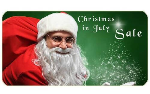 Noël en juillet