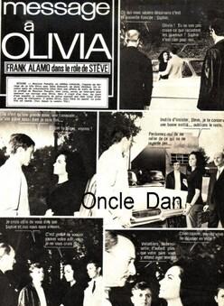 Frank  Alamo  :   Message   à   Olivia